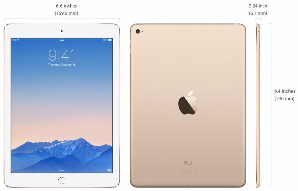 ipad-air-2-gold-features