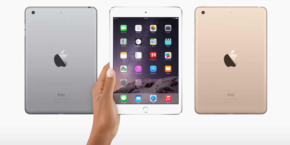 iPad mini 3 21 ratio