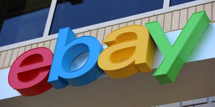 eBay logo 21 ratio