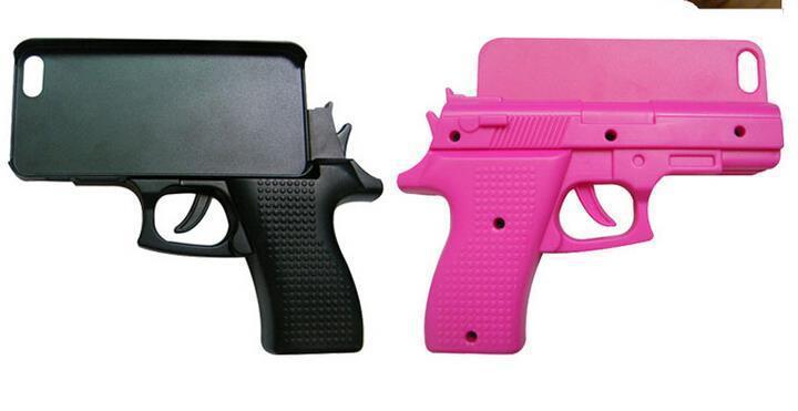 Atal for pistol mot pinkare