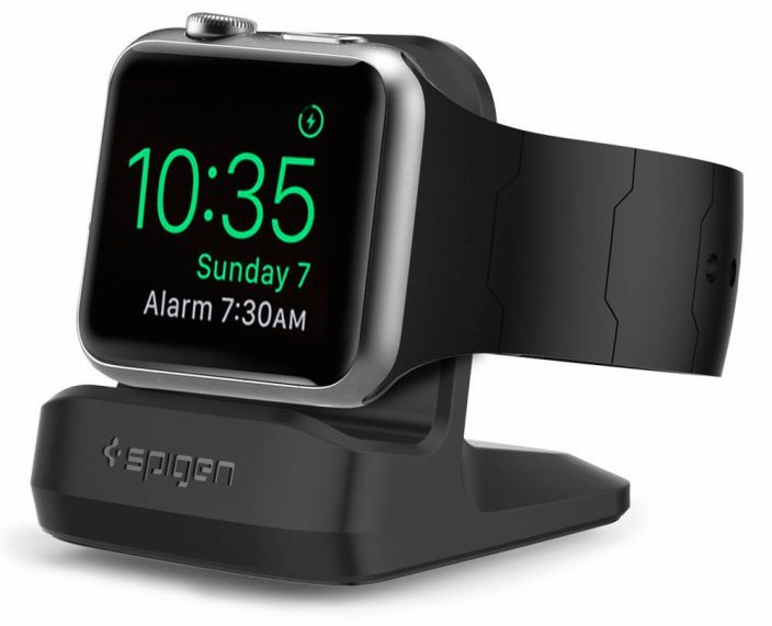 spigen-apple-watch-dock-nightstand