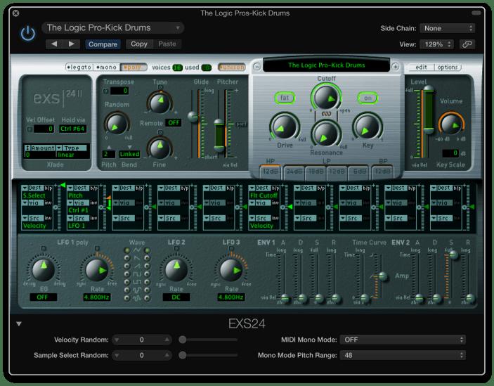 logic 9 reverse audio
