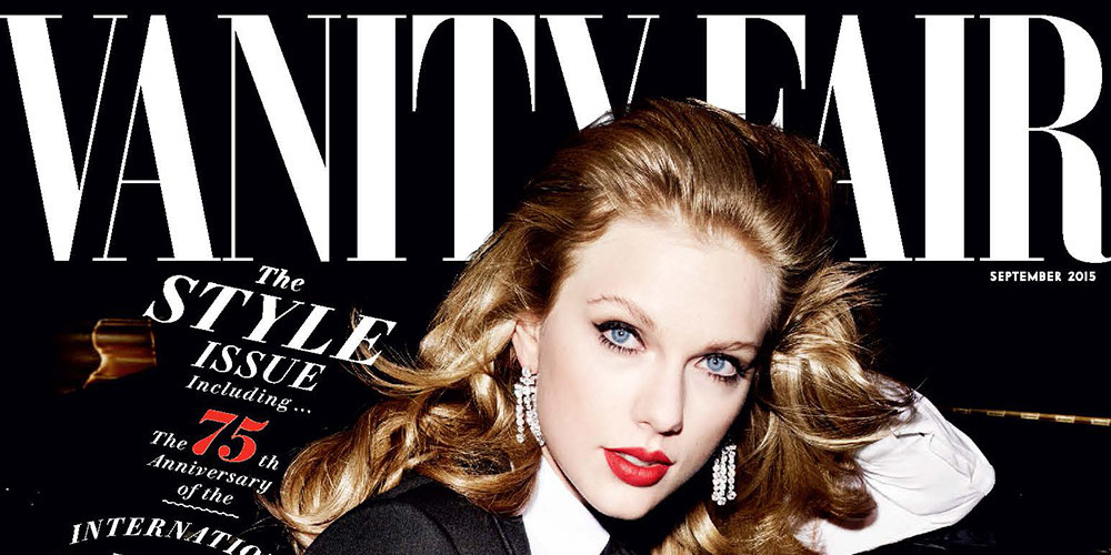 Taylor Swift Vanity Fair