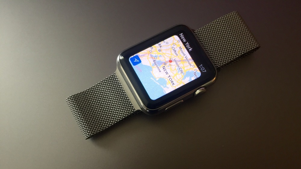 Apple Maps Watch