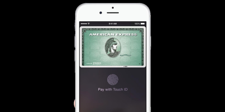 Apple Pay AmEx 21
