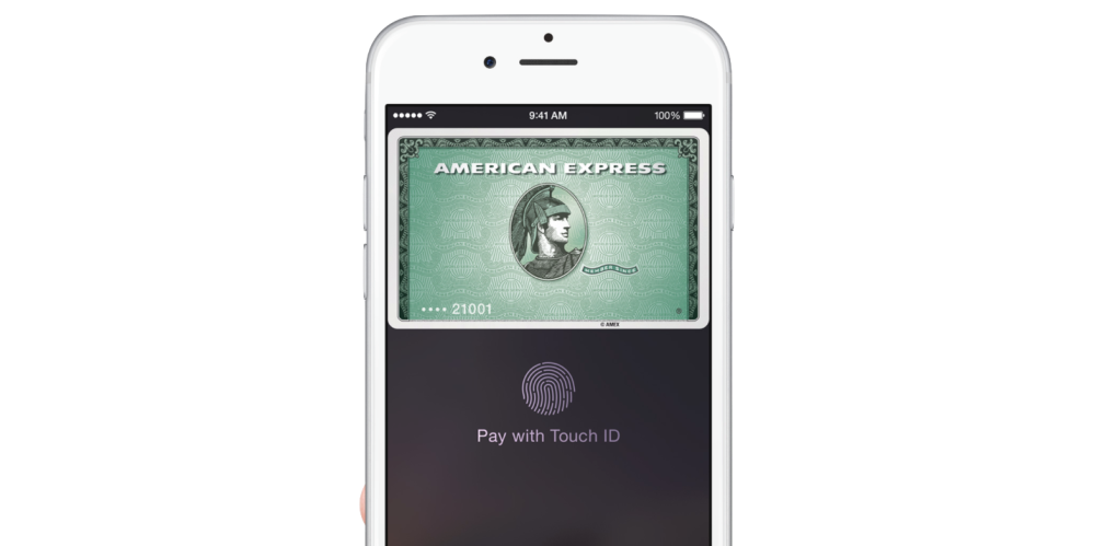 Apple Pay AmEx 21