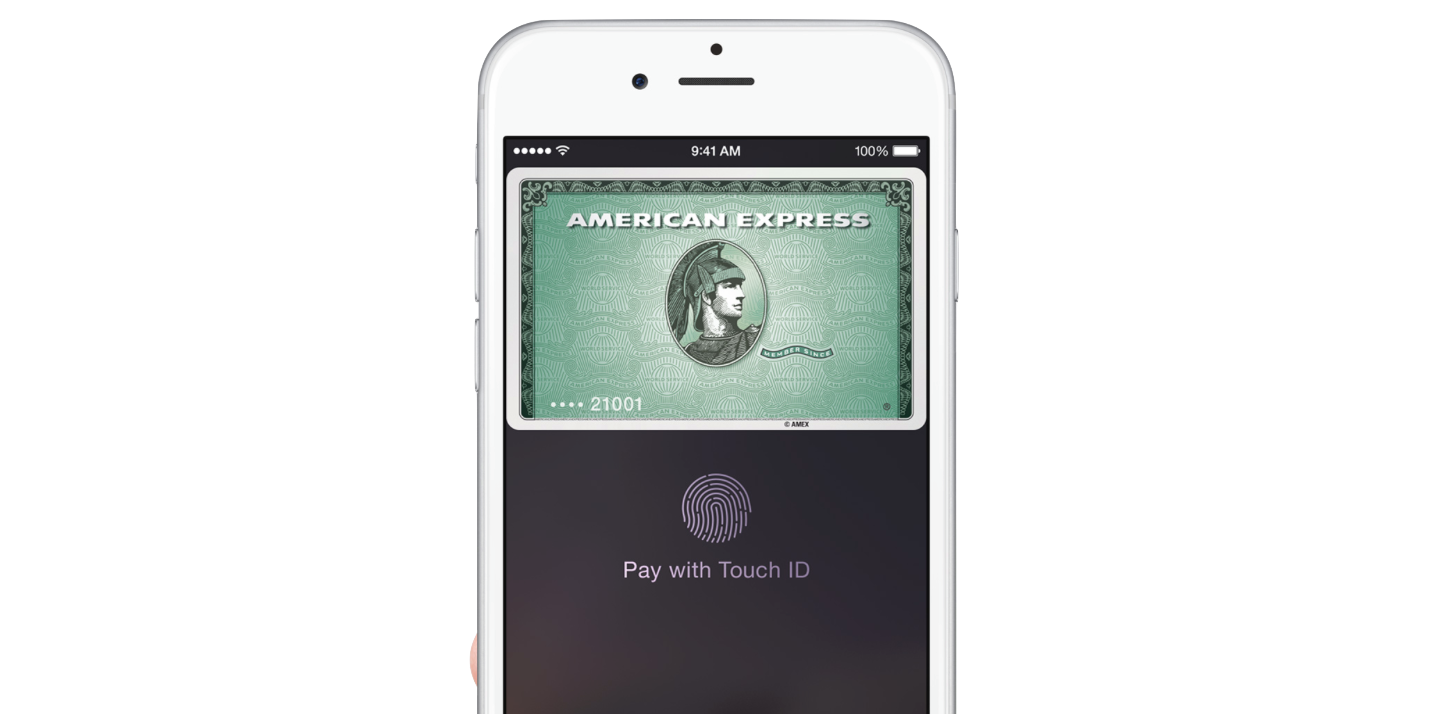 American Express now supports Apple Pay on US corporate cards