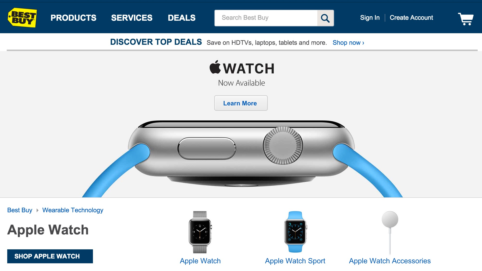 Best Buy Apple Watch 16-9