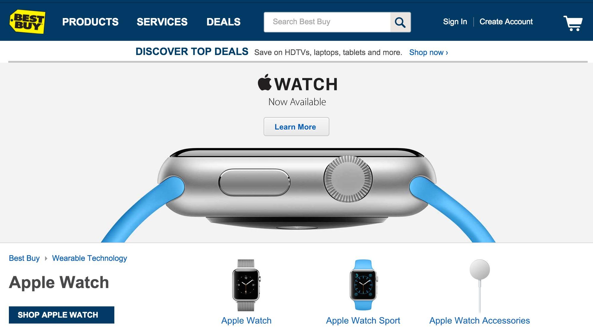 Best Buy Apple Watch 16-9