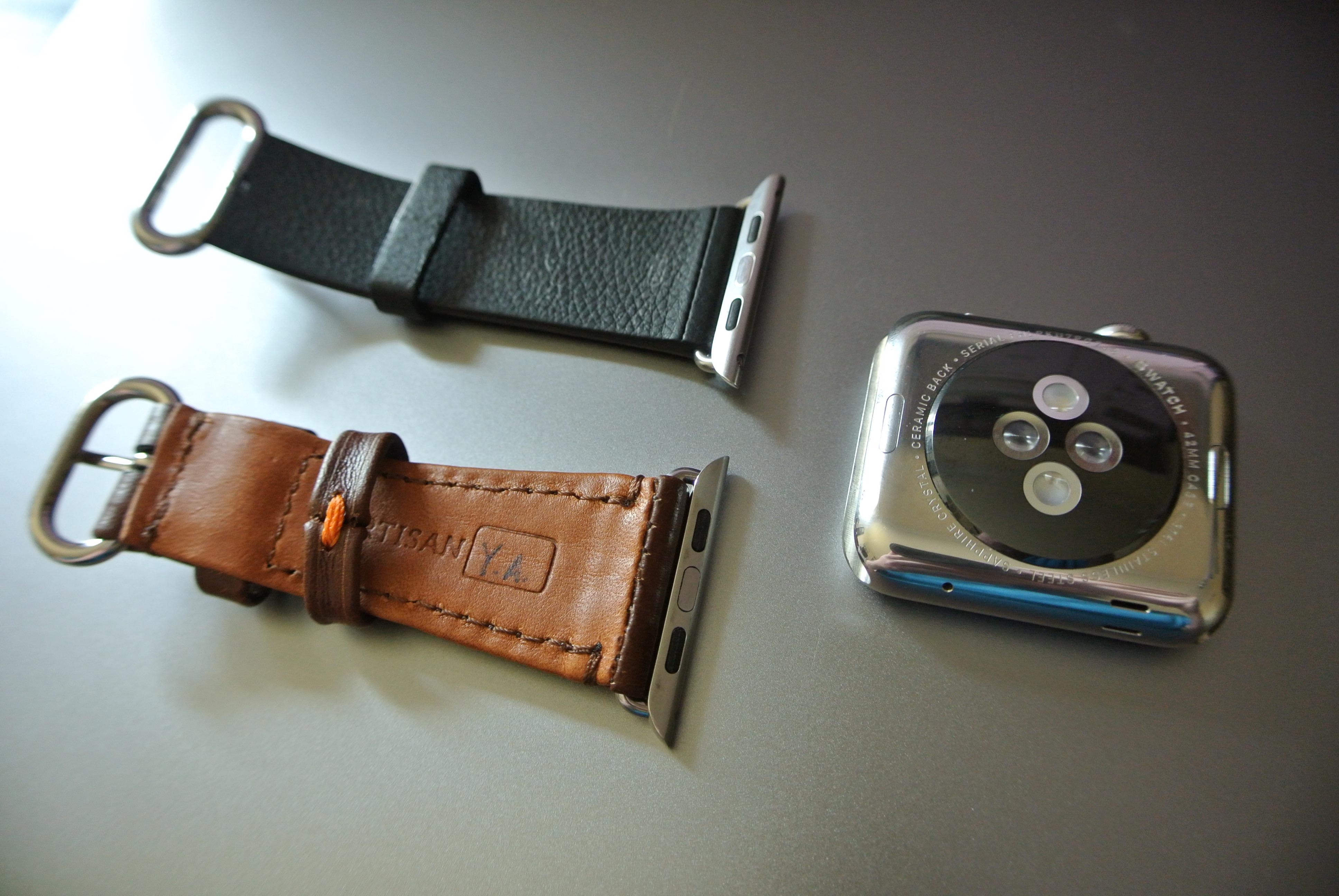 P&Q Apple Watch