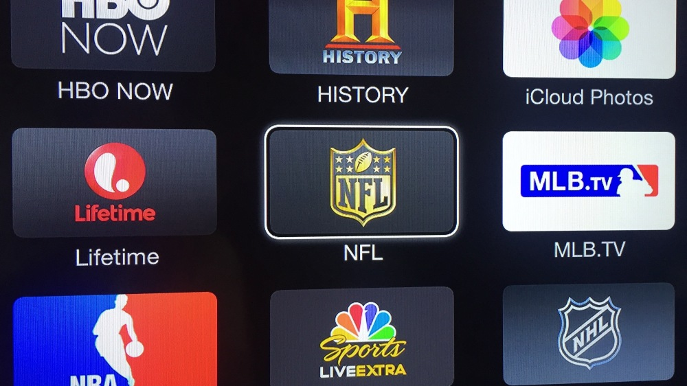 Apple TV NFL Game Pass