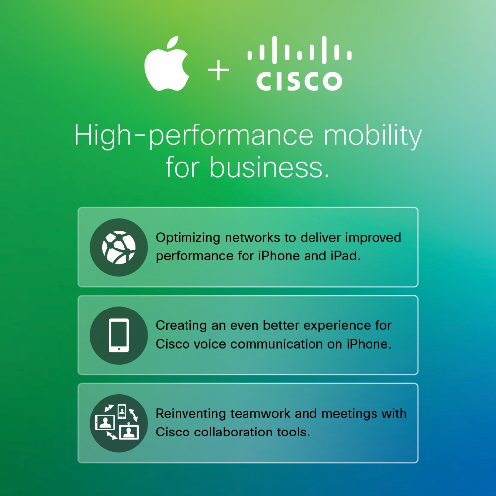 Apple CISCO
