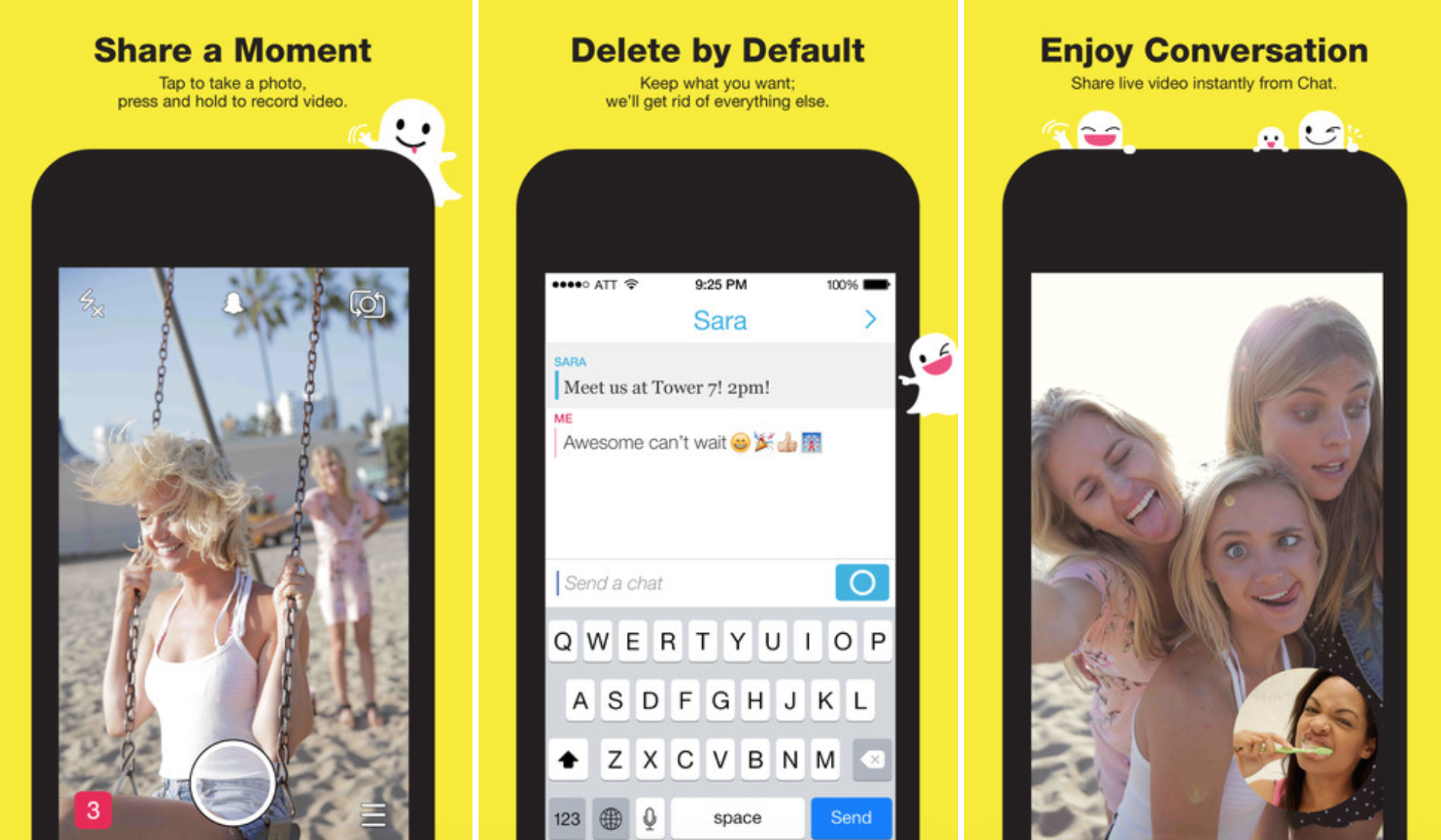Snapchat updated with new 'Travel Mode' feature to reduce