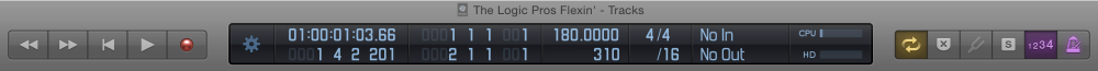 The Logic Pros-Flex Transport