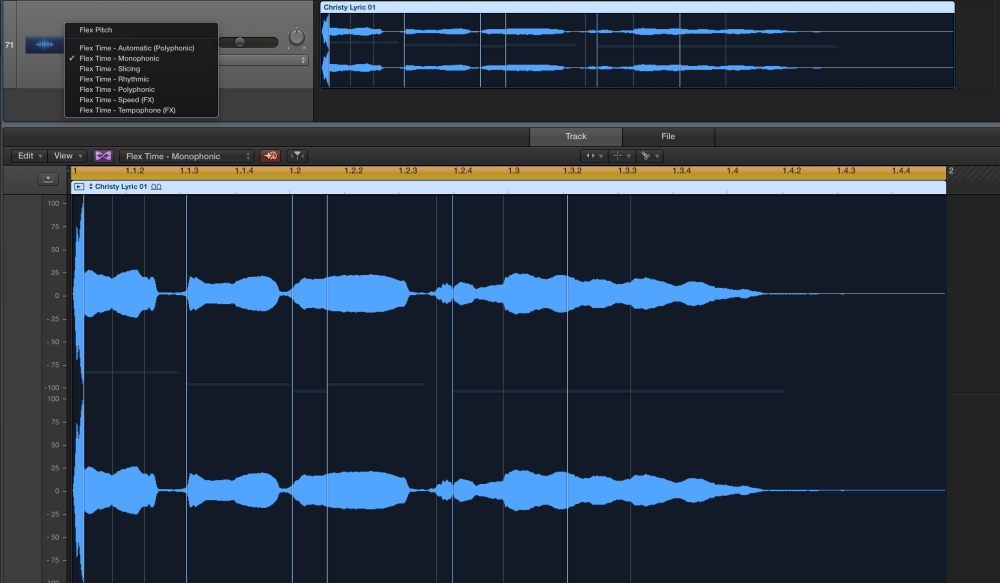 The Logic Pros-Time-T header