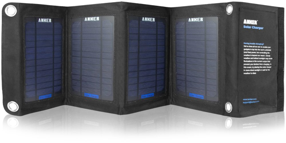 9to5Toys Last Call: Anker Dual-USB Solar Charger $40, WD 4TB NAS