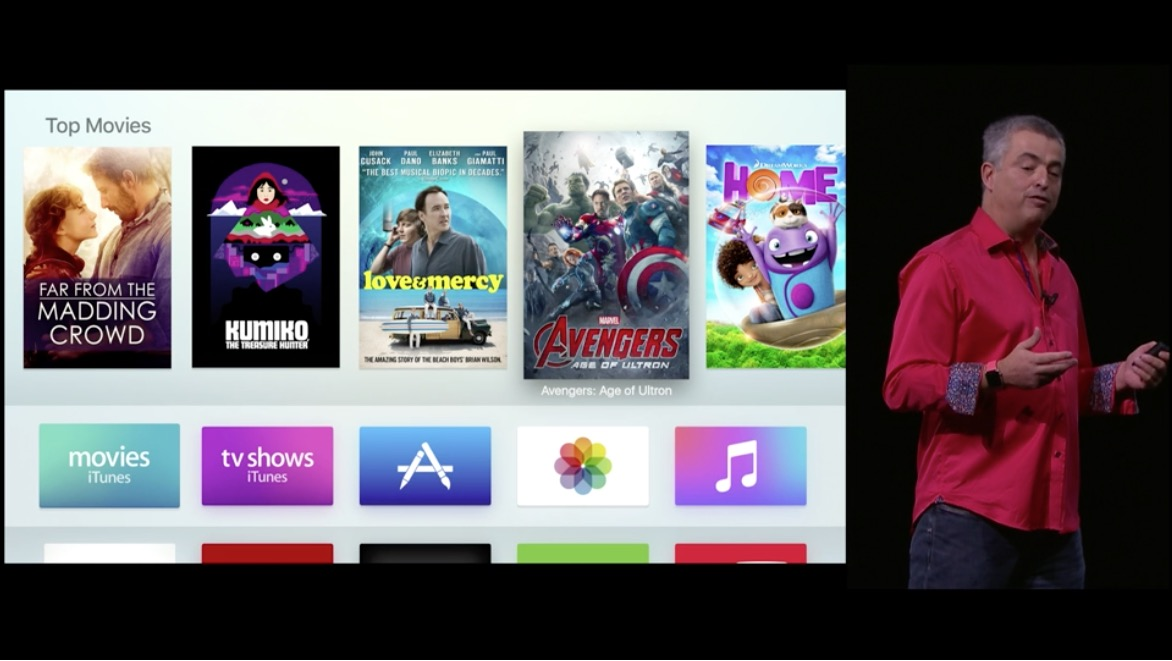 Tim Cook: Apple will offer an Apple TV API to open up universal