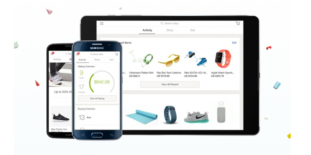 eBay 4.0 arrives on iPhone, offers simplified selling and revamped UI