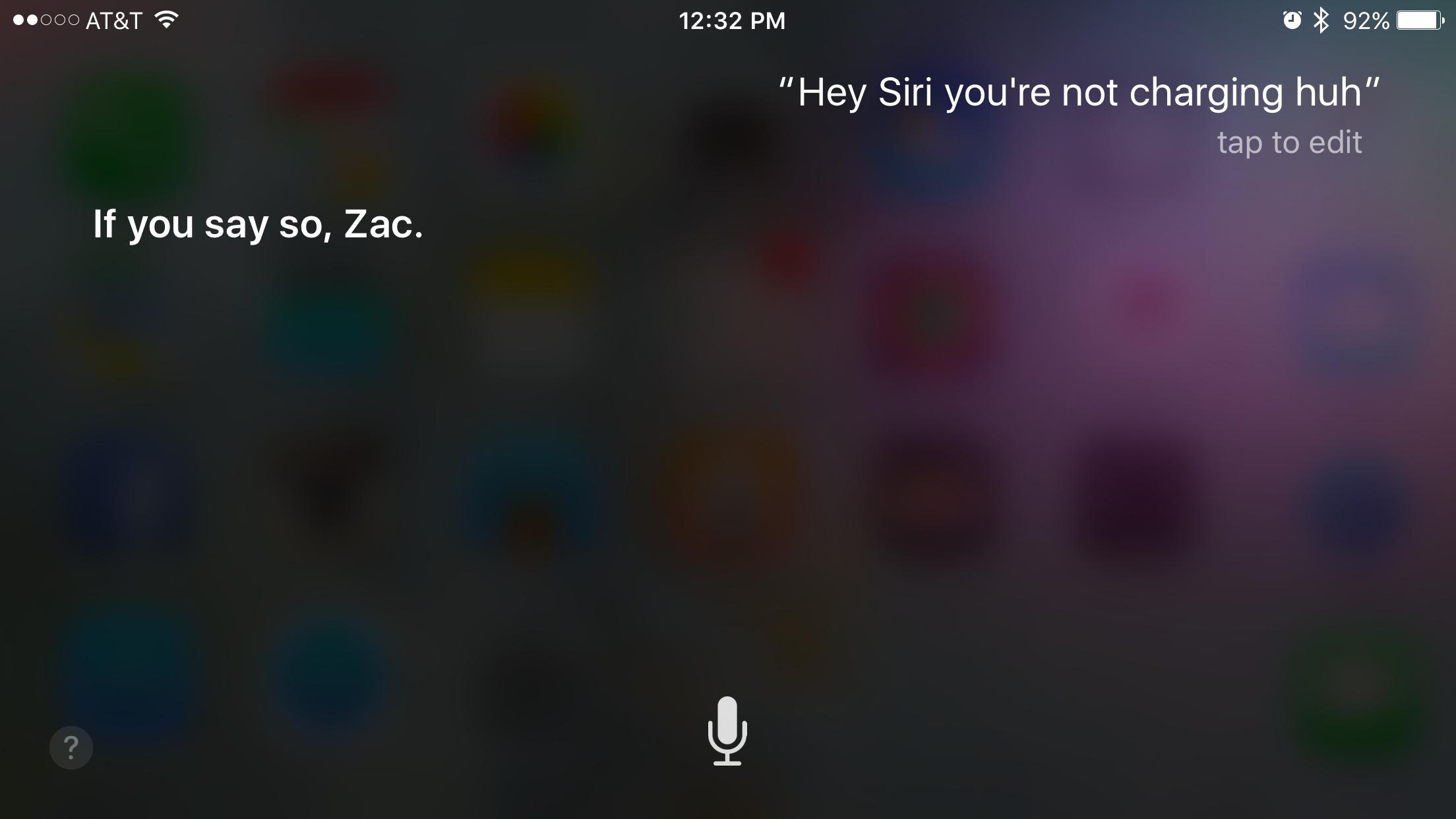 Hey Siri Always-On