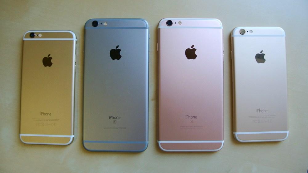 iPhone 6, iPhone 6s Plus