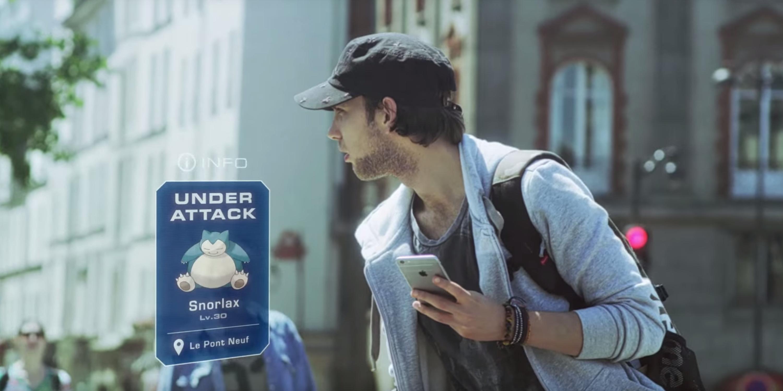 Pokemon GO concept video