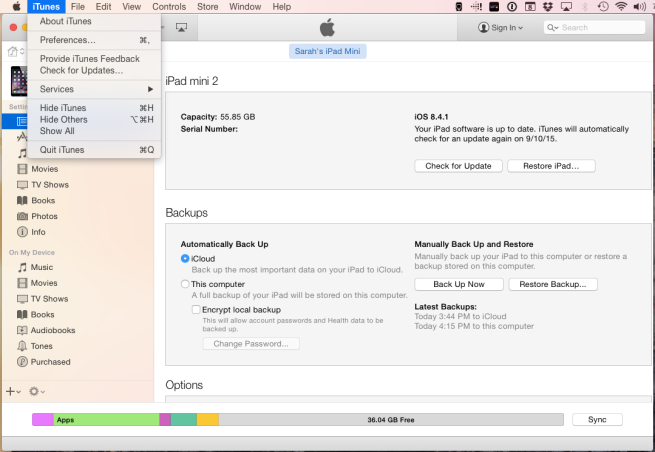 Getting Ready for iOS 9: How to backup your device and set up the