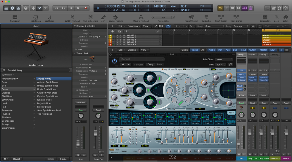 The Logic Pros- Aux-Bus-FX Sends-01