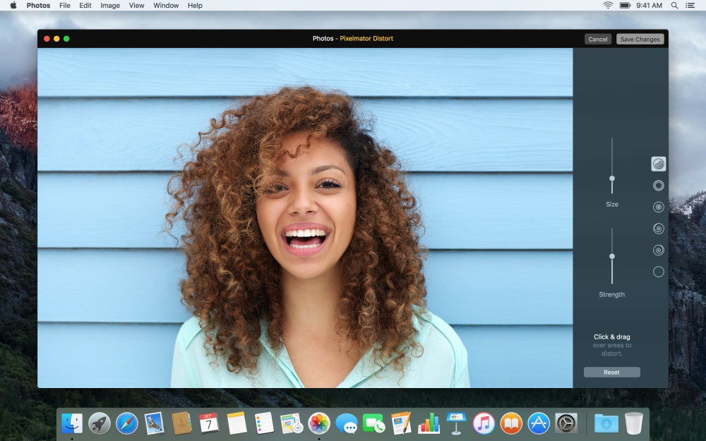 3. Pixelmator Photos Extension Retouching