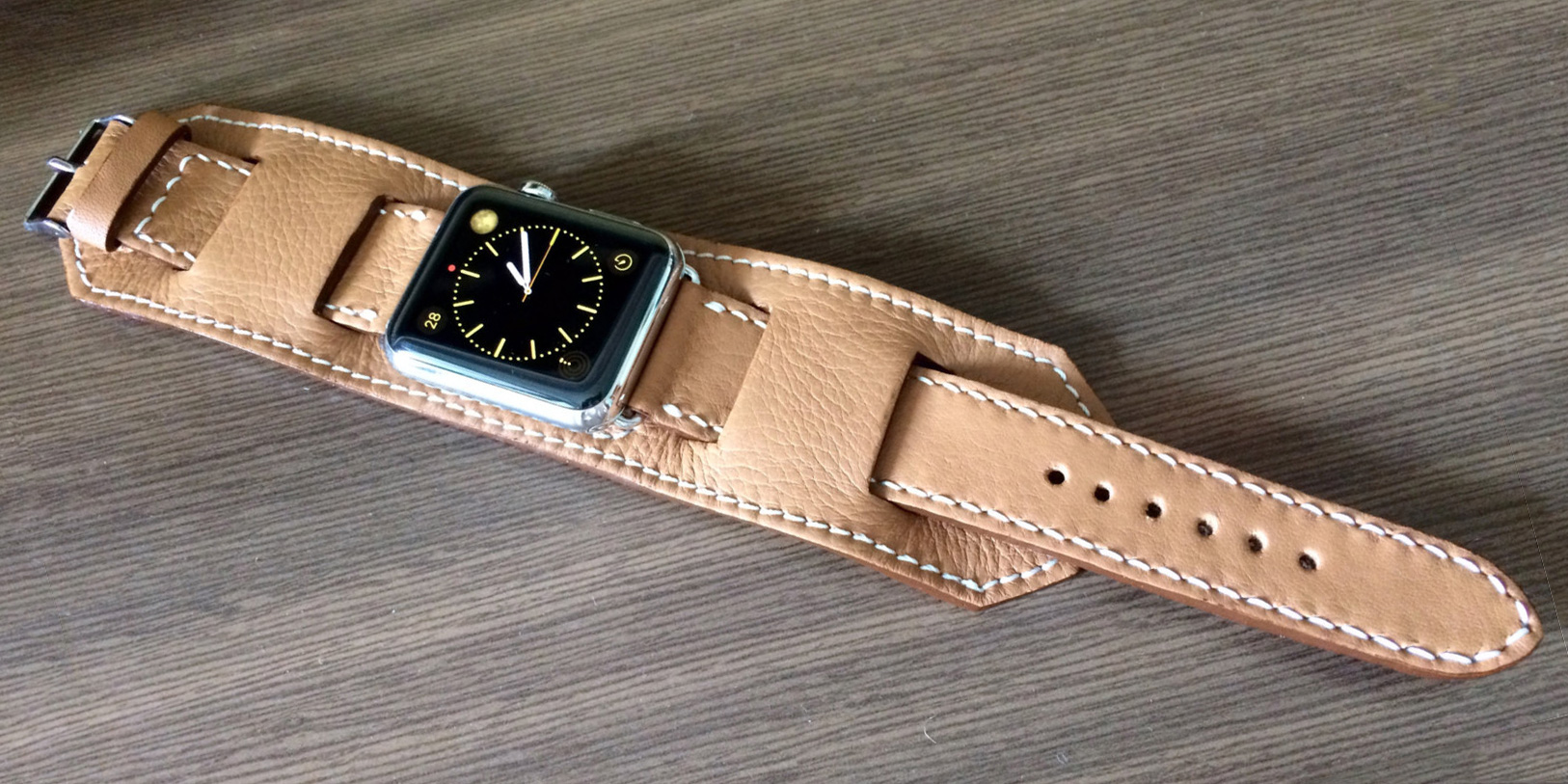 How To Get The Expensive Apple Watch Hermes Look For Under 100 9to5mac