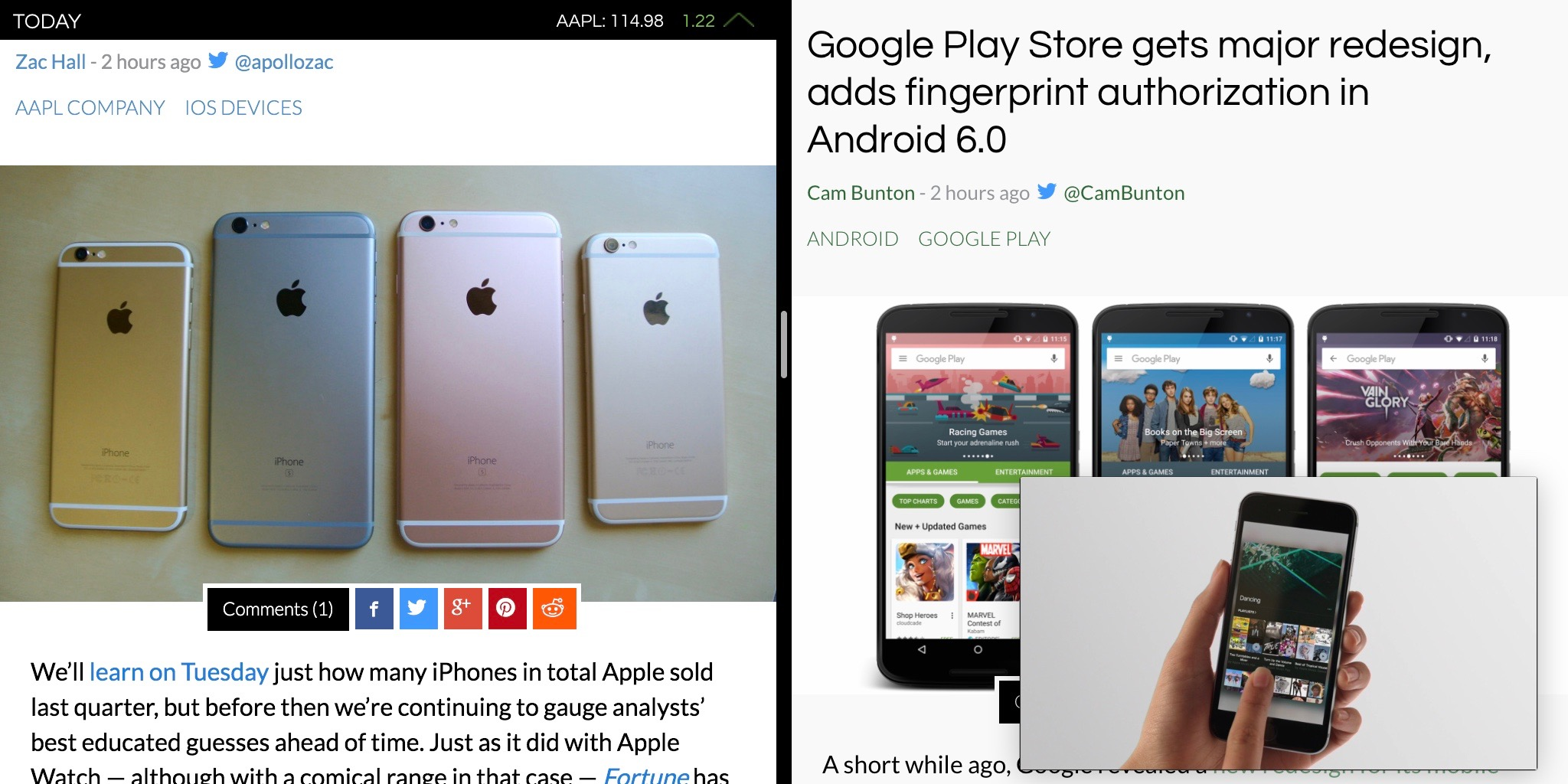 Chrome iPad 2-1