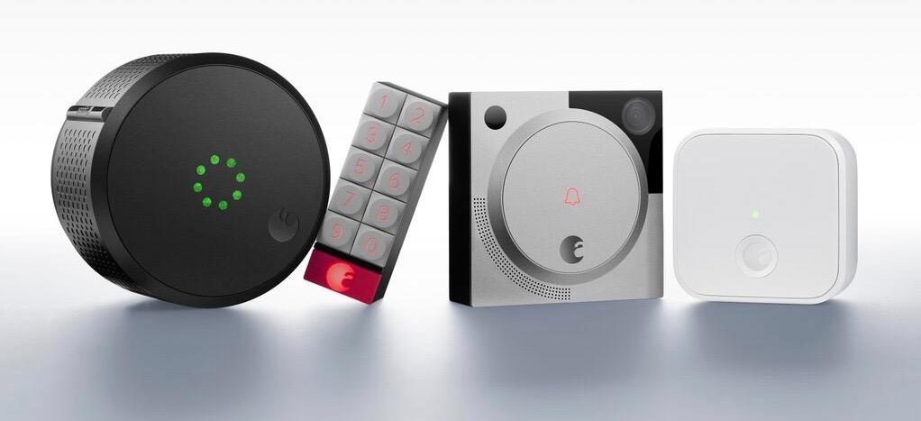 August Keypad Doorbell Cam