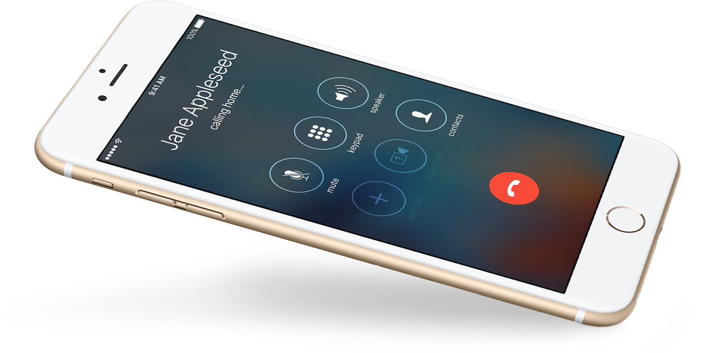 iphone6 wifi calling hero - How to automatically answer calls on speakerphone on iPhone