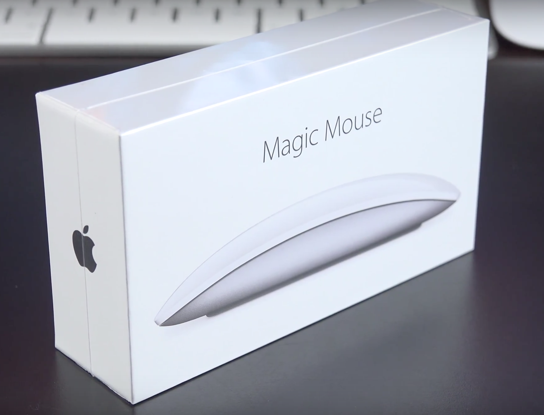 Magic Mouse 2 box