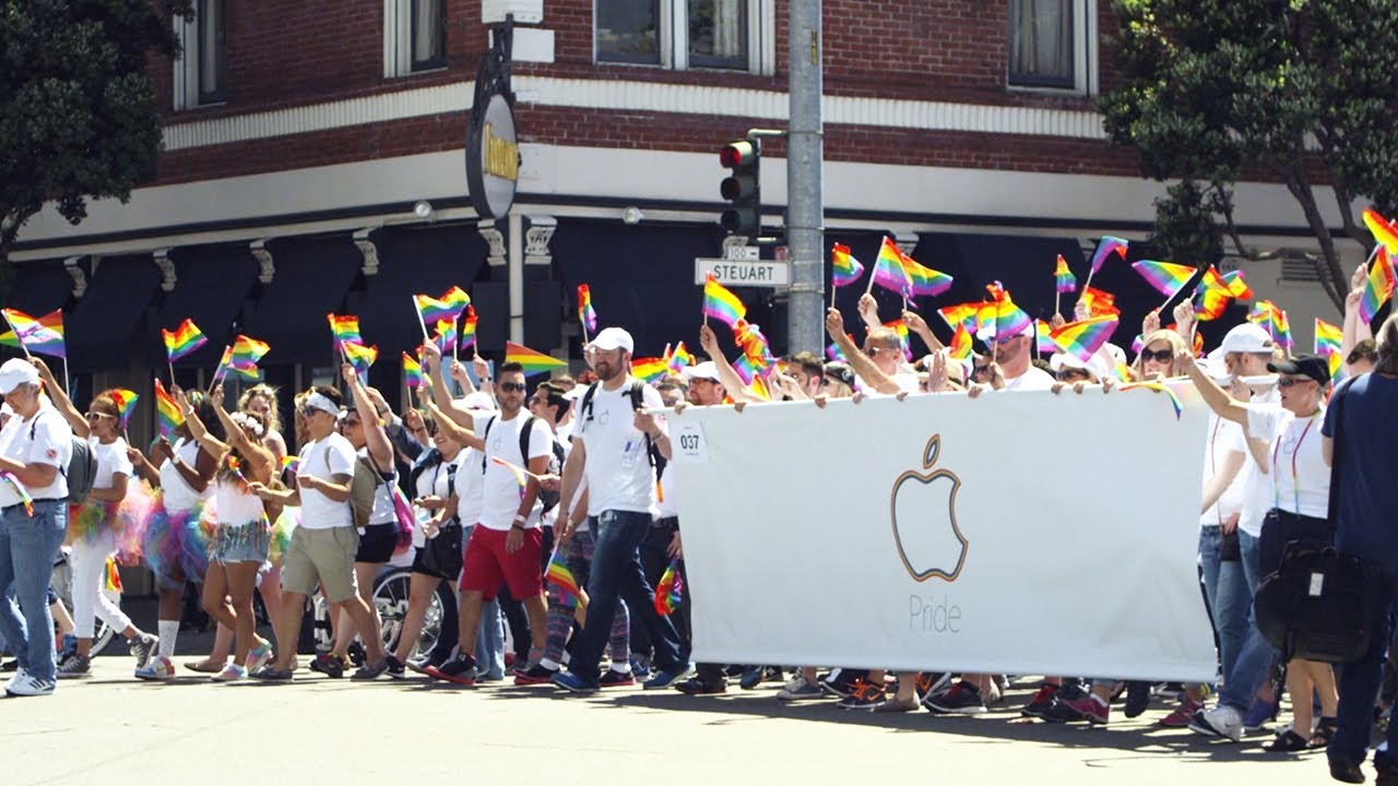 Apple Pride