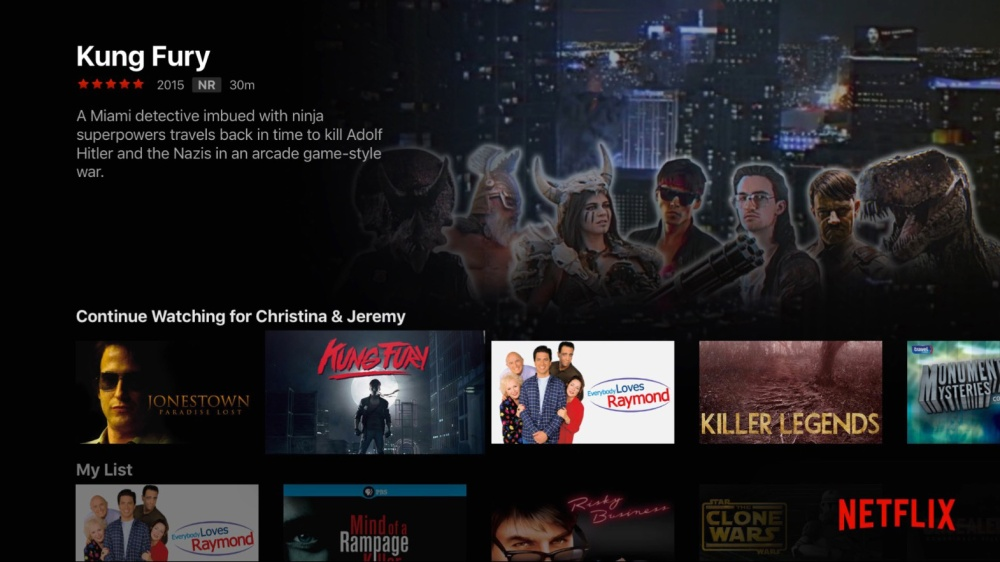 netflixappletv4