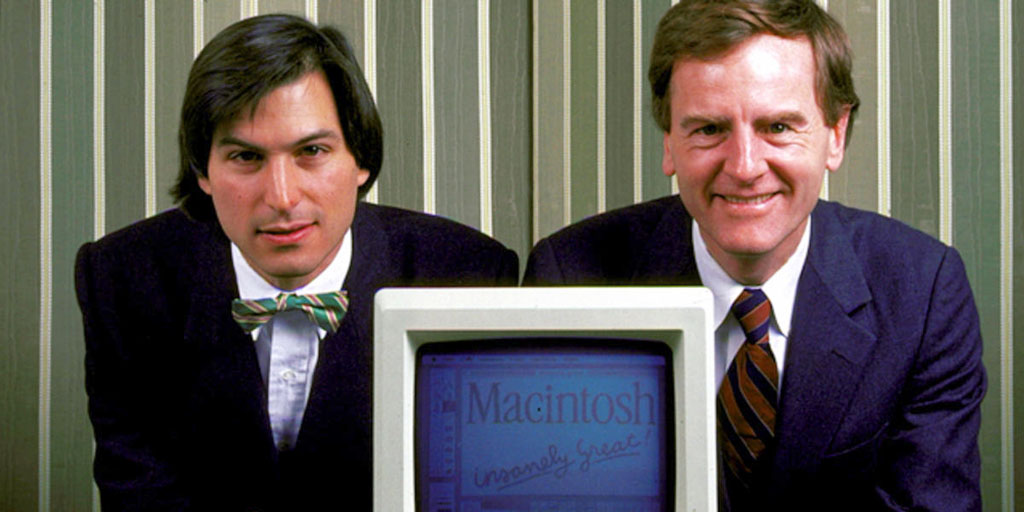 Steve+Jobs+John+Sculley+Old+School+Mac