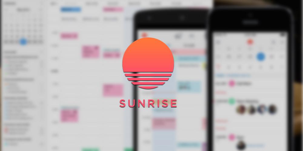 sunrise-app