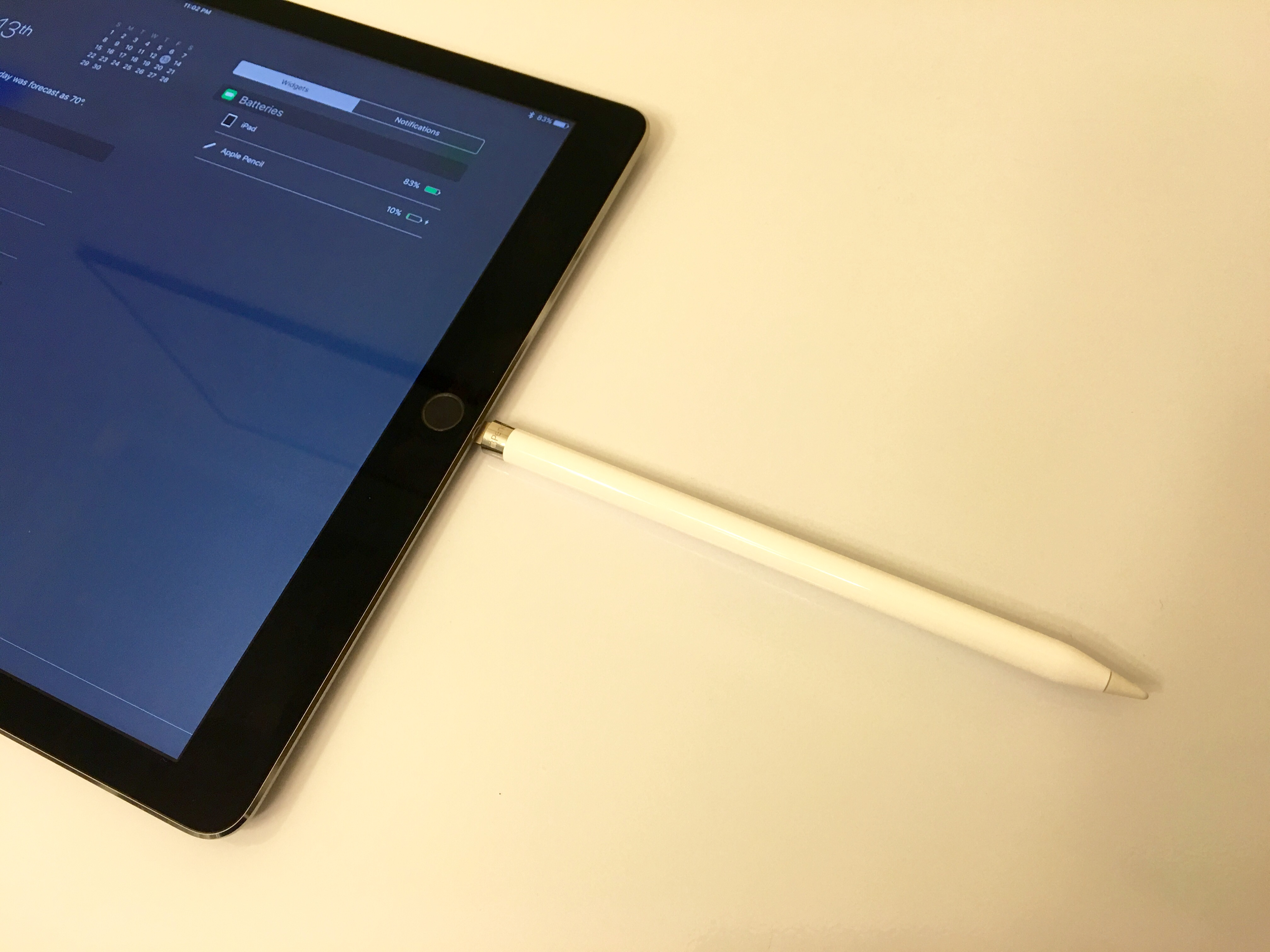 Apple Pencil hands-on 2