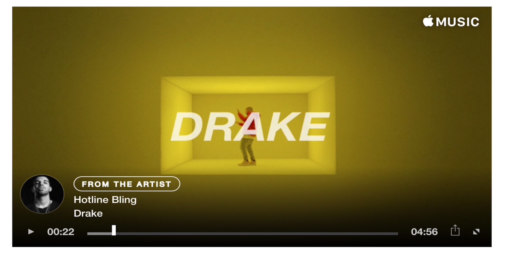 Drake-Apple-Music-Video