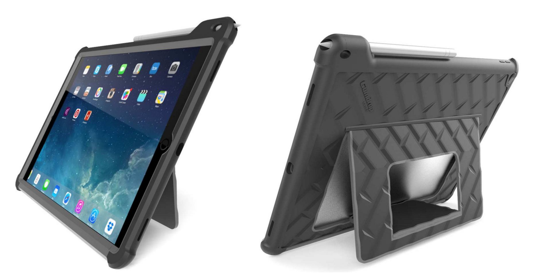 Gumdrop-hideaway-ipad-pro The best iPad Pro cases, covers, keyboards \u0026 accessories - 9to5Mac