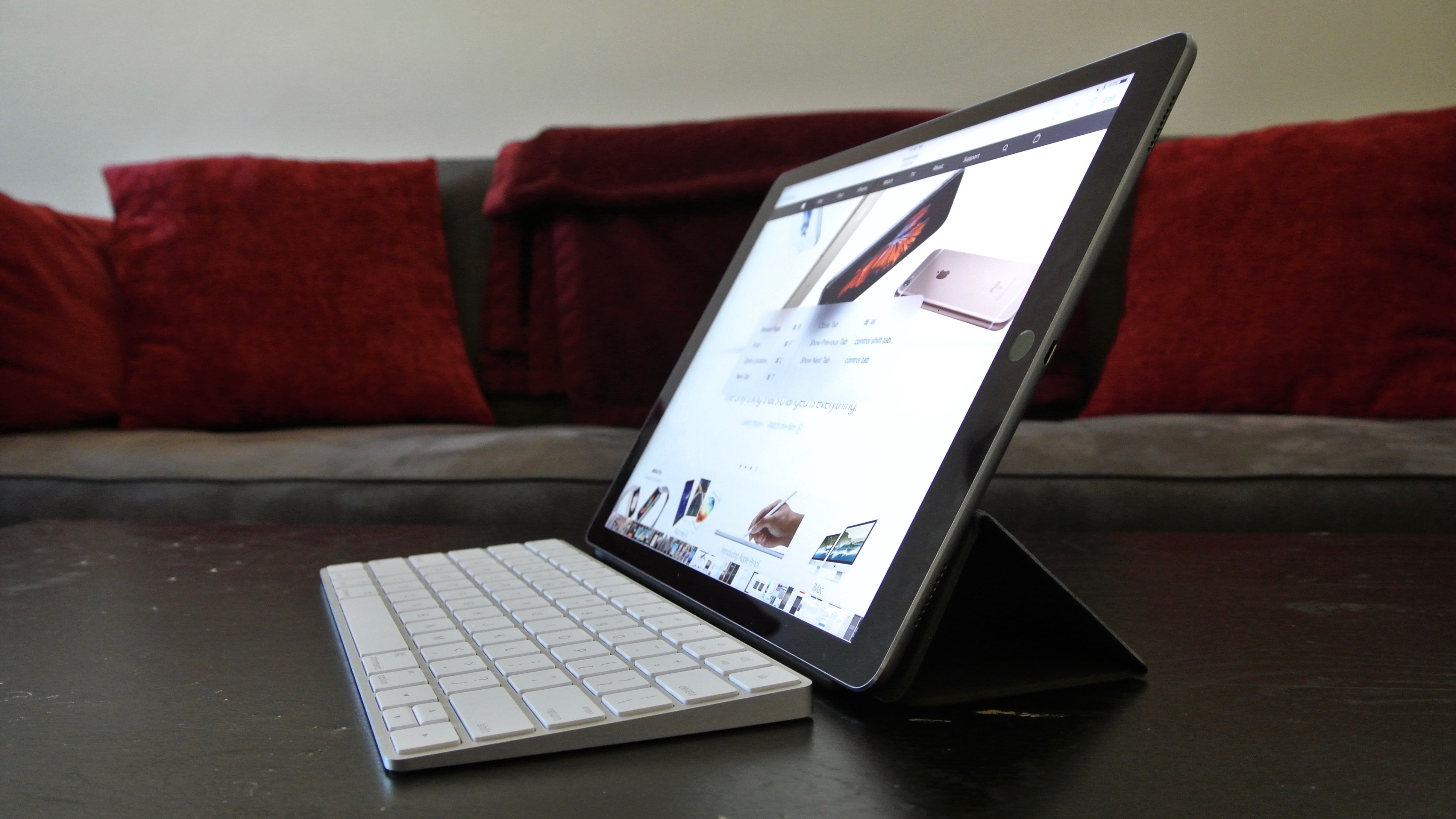 iPad Pro Magic Keyboard 16-9