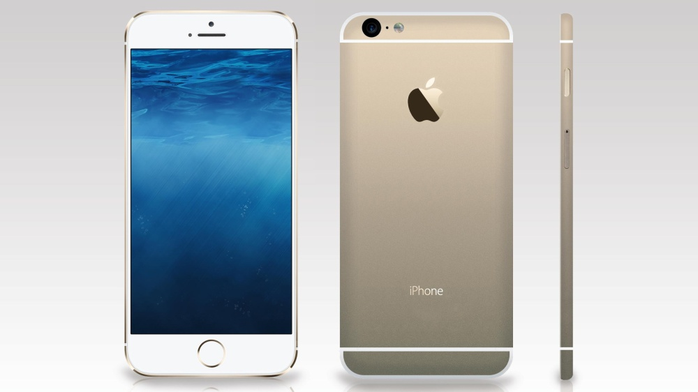 Theo Levey's early iPhone 6 render wasn't perfect, but it was usefully close