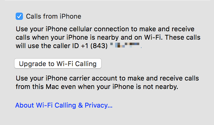 iOS 9 2 beta 2 brings AT&T Wi-Fi calling to the Mac and