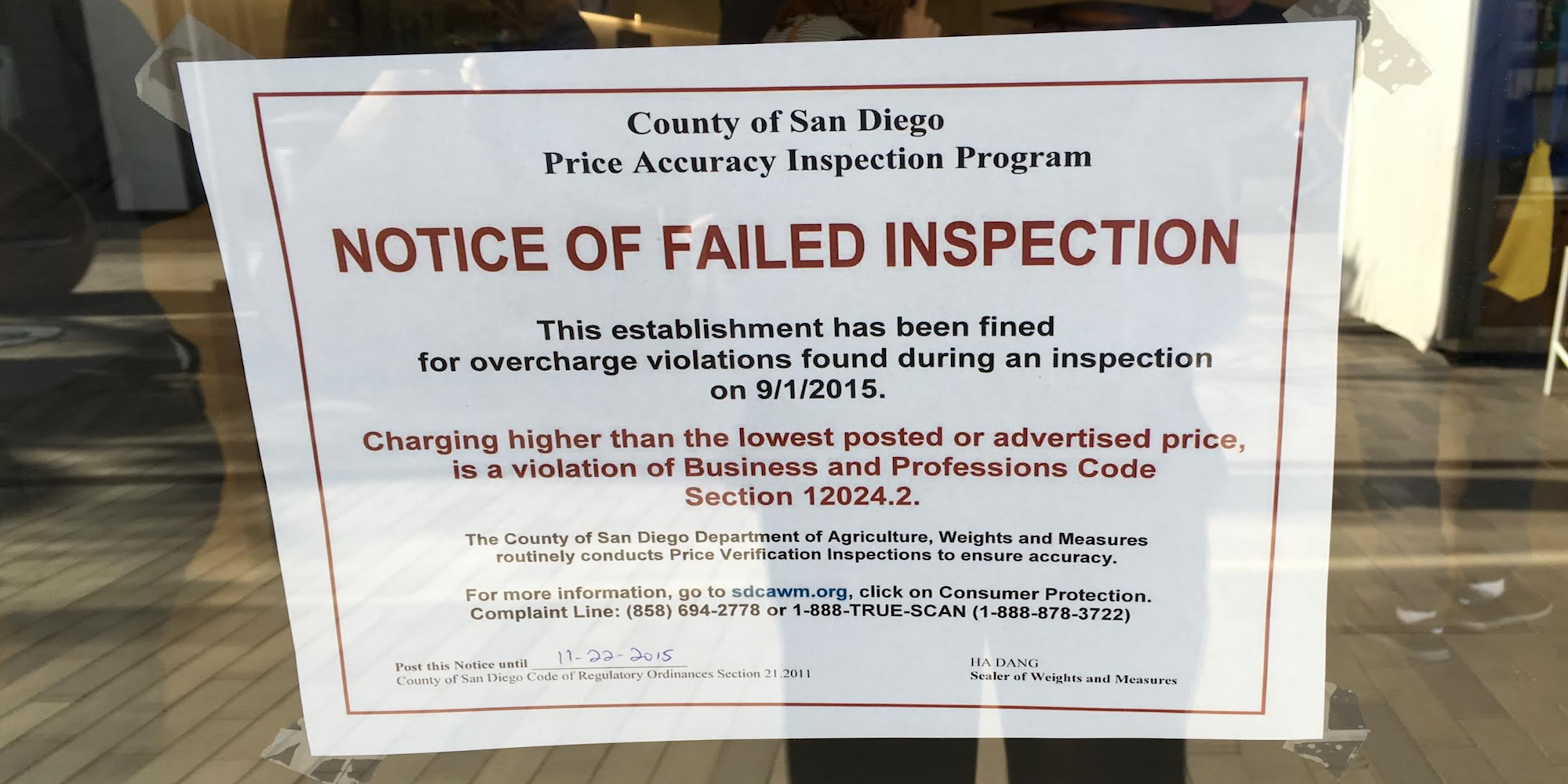 Notice-Failed-Inspection-Apple-Store