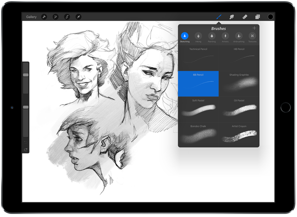 Procreate-3-Apple-Pencil