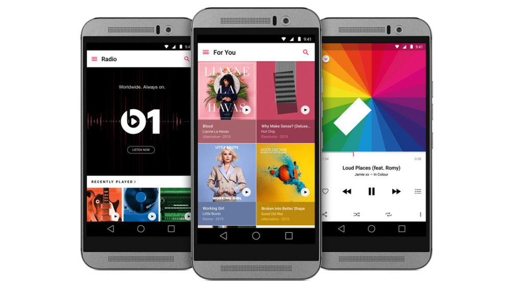 Apple Music for Android updated with playback + sorting issue fixes