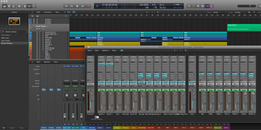 The Logic Pros-Environment-Touch Tracks-05