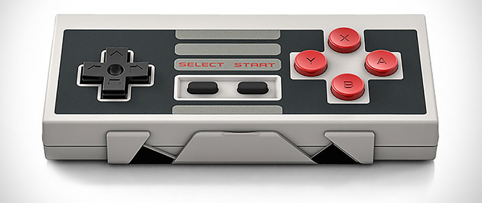 8Bitdo Bluetooth Wireless Classic NES Controller