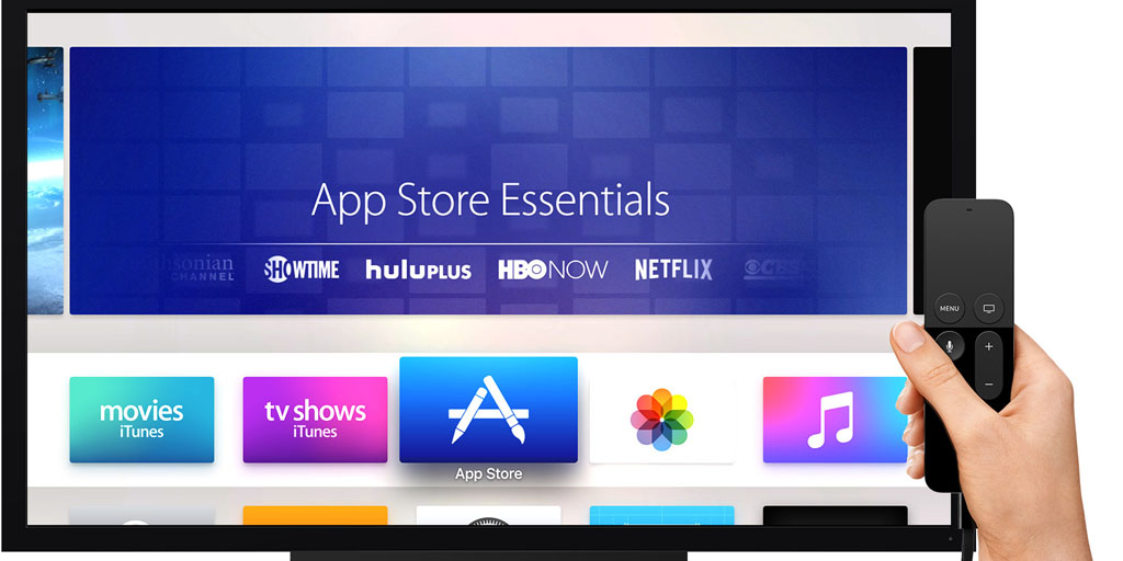 App Store Now Mentions When IOS Apps Have Apple TV