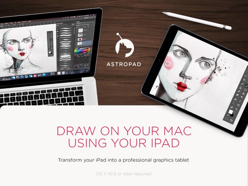 Astropad iPad Pro
